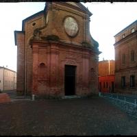 Chiesa del Suffragio, Cotignola - XVIII secolo - Lomargraphics - Cotignola (RA)