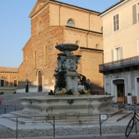 Faenza, fontana monumentale (02) - Gianni Careddu - Faenza (RA)
