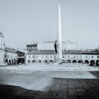 Monumento a Francesco Baracca - Lugo - Vanni Lazzari - Lugo (RA)