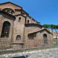 Basilica di San Vitale 03a - Ernesto Sguotti - Ravenna (RA)