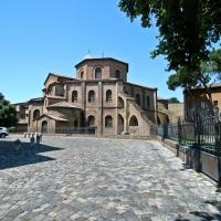 Basilica di San Vitale 01 - Ernesto Sguotti - Ravenna (RA)