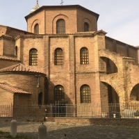 Basilica di San Vitale - vista esterna - Waspa69 - Ravenna (RA)