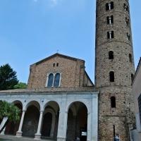 Basilica di Sant'Apollinare Nuovo 03 - Ernesto Sguotti - Ravenna (RA)