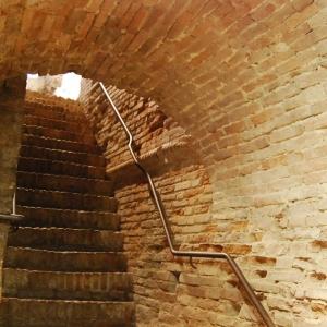 Rocca di Riolo - scale manfrediane foto di: |Rocca di Riolo| - Rocca di Riolo