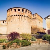 Vista della Rocca Sforzesca di Riolo Terme - Luca Rontini - Riolo Terme (RA)