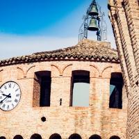 La Torre e l'Orologio della Rocca Sforzesca di Riolo Terme - Luca Rontini - Riolo Terme (RA)