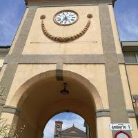 Torre civica (o Torre dell'Orologio) - Sant'Agata sul Santerno (RA) 4 - Enea Emiliani - Sant'Agata sul Santerno (RA)