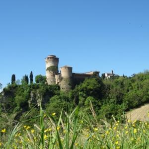 Rocca dei Veneziani - Rocca foto di: |Laghi Daniela| - Archivio Comune di Brisighella