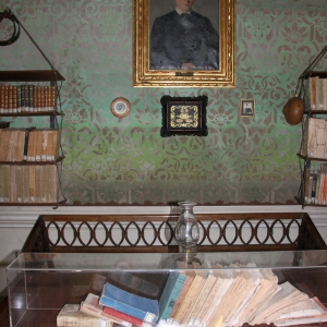 Il Cardello Casa Oriani - Il  Cardello, lo studio di Alfredo Oriani foto di: |Imola Faenza| - Imola Faenza
