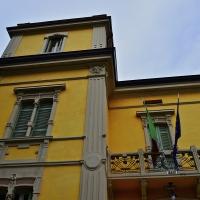 Villa Sirotti-Bruno Via Repubblica 23 Cavriago - Scorcio - Caba2011 - Cavriago (RE)