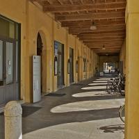 I portici di Piazza Bentivoglio - Caba2011 - Gualtieri (RE)