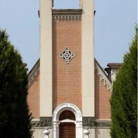 Cimitero Monumentale-Fronte - Matteo Colla - Poviglio (RE)