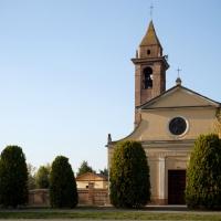 Chiesa di San Bartolomeo-Facciata - Matteo Colla - Poviglio (RE)