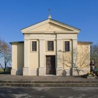 Chiesa di S. Sisto-Facciata - Matteo Colla - Poviglio (RE)