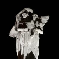Monumento ai caduti-dettaglio - Matteo Colla - Poviglio (RE)