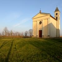 Oratorio di San Martino di Tours-Facciata - Matteo Colla - Poviglio (RE)