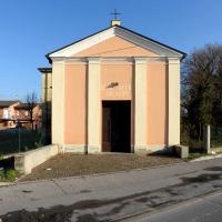 Oratorio di Sant'Anna-Facciata - Matteo Colla - Poviglio (RE)