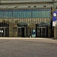 Ingresso Tecnopolo - Caba2011 - Reggio nell'Emilia (RE)