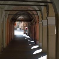Portici di Piazza Fontanesi - Alessandro Azzolini - Reggio nell'Emilia (RE)