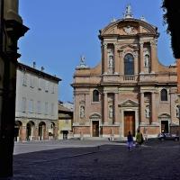 Piazza San Prospero o Piazza piccola - Caba2011 - Reggio nell'Emilia (RE)