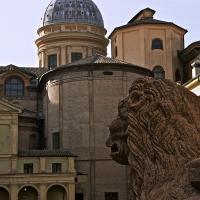 Piazza San Prospero o Piazza dei Leoni - Caba2011 - Reggio nell'Emilia (RE)