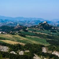 Italy Canossa CastelloRossena TorreRossenella - Gabriele Costetti - Canossa (RE)