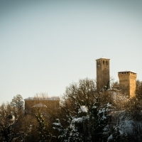 Castello di Sarzano innevato - Andrea Incerti - Casina (RE)