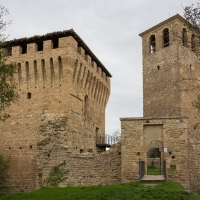 Ingresso del castello di Sarzano - Andrea Incerti - Casina (RE)