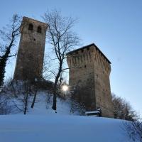 Il Castello medioevale di Sarzano - Lugarex - Casina (RE)