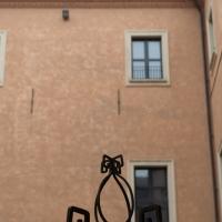 Dettaglio del pozzo all'interno del palazzo dei principi - Andrea Incerti - Correggio (RE)