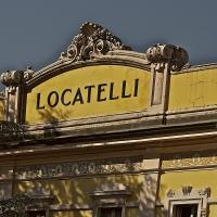 Particolare facciata esterna ex stabilimento Locatelli - Caba2011 - Reggio nell'Emilia (RE)