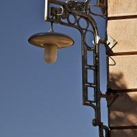 Punto illuminazione esterna ex stabilimento Locatelli - Caba2011 - Reggio nell'Emilia (RE)