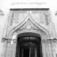 Galleria Parmeggiani, particolari all'ingresso 4 - Luca Gabbi - Reggio nell'Emilia (RE)