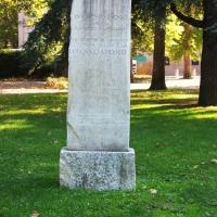 Monumento a Ludovico Ariosto - Giulia Bonacini Ph - Reggio nell'Emilia (RE)