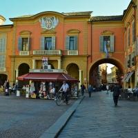 Sede municipale di Reggio Emilia - Caba2011 - Reggio nell'Emilia (RE)