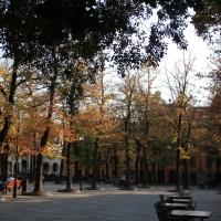 Piazza Fontanesi autunnale - Giulia Bonacini Ph - Reggio nell'Emilia (RE)