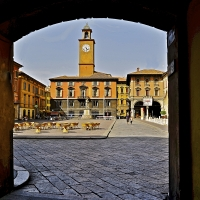 Piazza Grande o Piazza del Duomo - Caba2011 - Reggio nell'Emilia (RE)