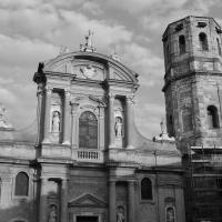 Basilica di San Prospero nel velato cielo Reggiano - Luca Gabbi - Reggio nell'Emilia (RE)