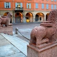 """Piazza dei Leoni o """"Piasa cecà"""" - Caba2011 - Reggio nell'Emilia (RE)"""