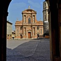 Basilica e Piazza San Prospero - Caba2011 - Reggio nell'Emilia (RE)
