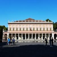 Facciata Teatro Municipale Romolo Valli - Giulia Bonacini Ph - Reggio nell'Emilia (RE)