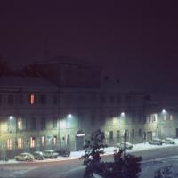 Palazzo Sartoretti notte - Rossreggiolo - Reggiolo (RE)
