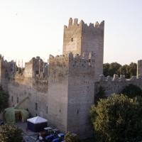 Rocca e mastio durante la fiera - Claudio Magnani - Reggiolo (RE)