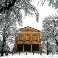 Nevicata su reggiolo - Belleli2 - Reggiolo (RE)