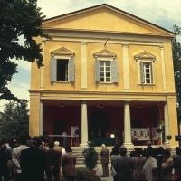 Apertura del ridotto del teatro di Reggiolo - Claudio Magnani - Reggiolo (RE)