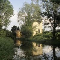 Vecchio canale Bondeno con Chiavica Vecchia (Cà dal Vigliach) - Claudio Magnani - Reggiolo (RE)