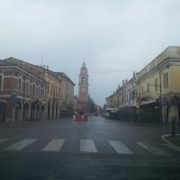 Corso Repubblica uggioso - Faustovezzani - Rolo (RE)