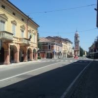 Corso repubblica assolato - Faustovezzani - Rolo (RE)
