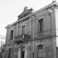 Ex macello in bianco e nero - Elesorez - Guastalla (RE)