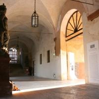 Fasci di luce a palazzo - Elesorez - Guastalla (RE)